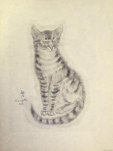 藤田嗣治「猫の本 アメストリス」