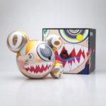 村上隆「Mr DOB Figure(Gold)」フィギュア30×24cm