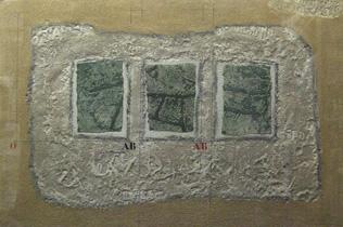 ジェームス・コワニャール「work」銅版画