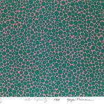 草間彌生「無限の水玉」版画シルクスクリーン28×32cm