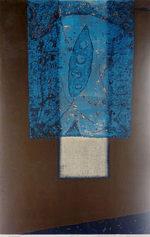 田嶋宏行「Mobanba 20-19」版画91×60cm