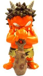 瀧下和之「橙鬼-Vol.2」フィギュアH14×W8cm