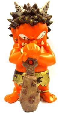 瀧下和之「MOMOTARO Figure vol.2 橙鬼」フィギュア