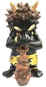 瀧下和之「黒鬼-Vol.2」フィギュアH14×W8cm
