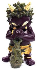 瀧下和之「紫鬼-Vol.2」フィギュアH14×W8cm