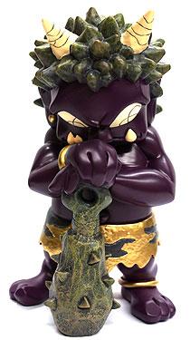 瀧下和之「MOMOTARO Figure vol.2 紫鬼」フィギュア