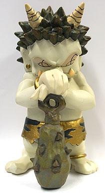 瀧下和之「MOMOTARO Figure vol.2 白鬼」フィギュア