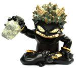 瀧下和之「黒鬼-Vol.3」フィギュアH12×W12.5cm