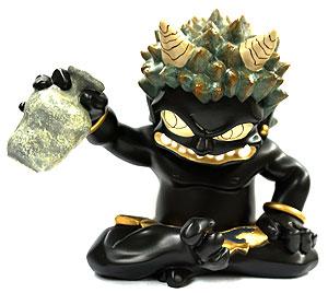 瀧下和之「MOMOTARO Figure vol.3 黒鬼」フィギュア