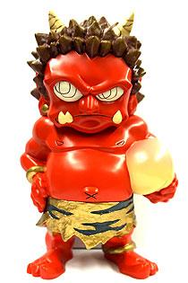 瀧下和之「MOMOTARO Figure vol.6 赤鬼」フィギュア