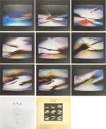 ナム・ジュン・パイク「UNTITLED」版画集 1978年