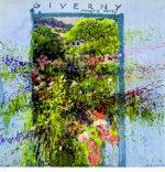トレンツ・リャド「モネの家」版画71.5×71.2cm