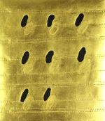 関根伸夫「八つの場所」位相絵画8号