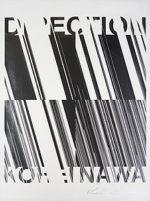 名和晃平「DIRECTION」版画72.7×51.4cm