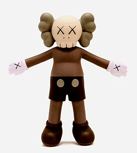 KAWS(カウズ)「HOLIDAY COMPANION Bath Toy Figure」フィギュア