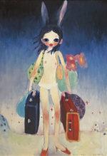 タカノ綾「Mail Mania Mami」ポスター61.5×43.5cm
