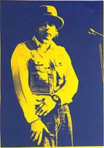 ヨーゼフ・ボイス「Yellow」版画90×62.5cm