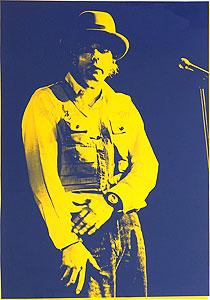 ヨーゼフ・ボイス「Yellow」版画