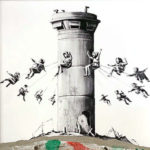 バンクシー(Banksy)「Box Set」25.5×25.5cm