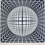 ヴィクトル・ヴァザルリ「Ter-Ur, Circa」版画62×61.5cm