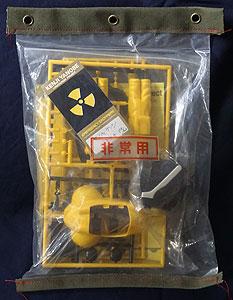ヤノベケンジ「EMERGENCY SHOPPERS」プラモデル