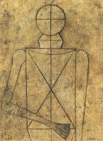 ルフィーノ・タマヨ「Figura」銅版画 1979年