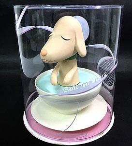 奈良美智「Pupcup」プラスチック・モーター 2003年