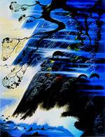 アイベン・アール「フォグライト」版画 1990年
