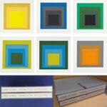 ヨゼフ・アルバース「FORMULATION:ARTICULATION」版画集 1972年