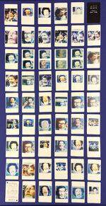 ナム・ジュン・パイク「A TRIBUTE TO JOHN CAGE」版画トランプ 1978年