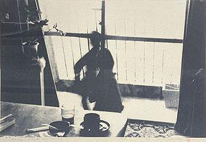 野田哲也「日記:1977年3月3日(a)」版画 1990年