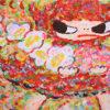 ロッカクアヤコ「untitled」アクリル31.8×40cm