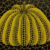 草間彌生「かぼちゃ」油彩アクリルSM 1997年