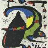 ジョアン・ミロ「Sa llotja」版画93.5×64.8cm
