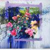トレンツ・リャド「モナコの薔薇」版画